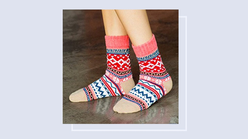 51943b7767 The 10 Best Wool Socks For Women