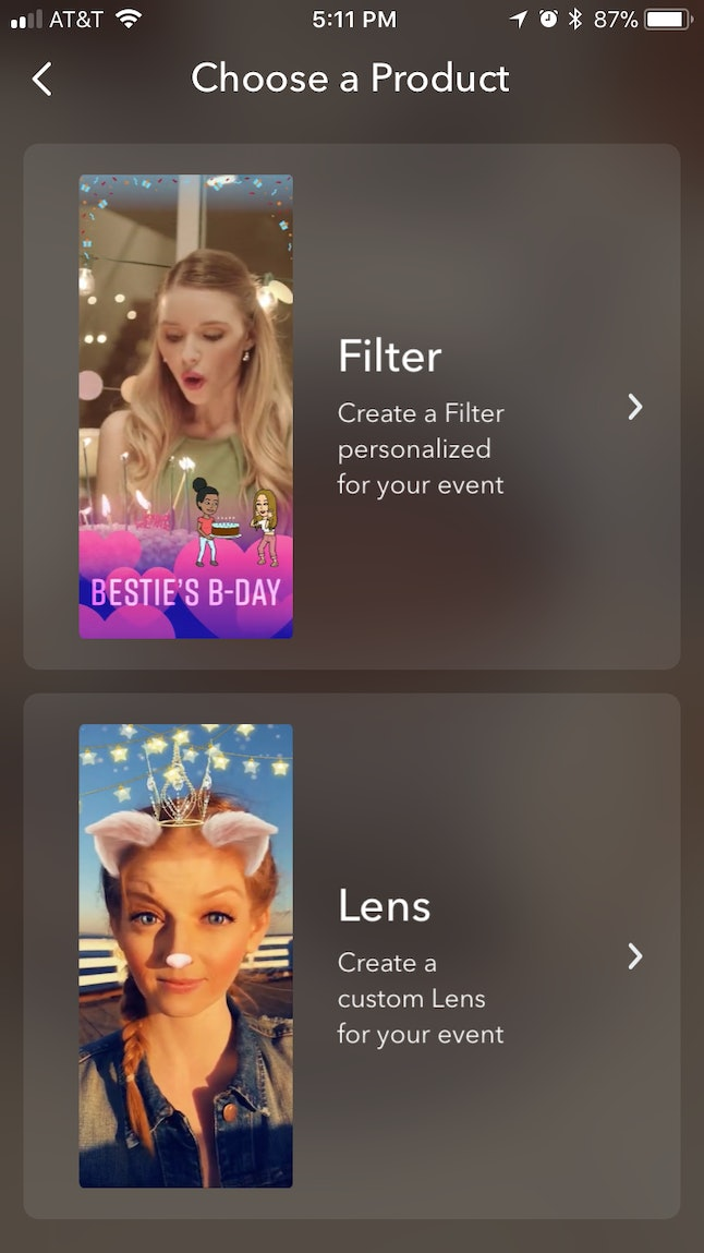 How To Create Your Own Snapchat Lens Filter With The App S New Feature