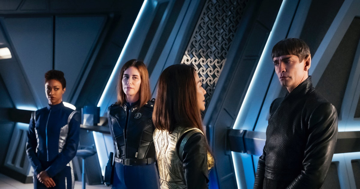 When Does 'Star Trek: Discovery' Season 2 Premiere? The Crew's Missions Aren't Over