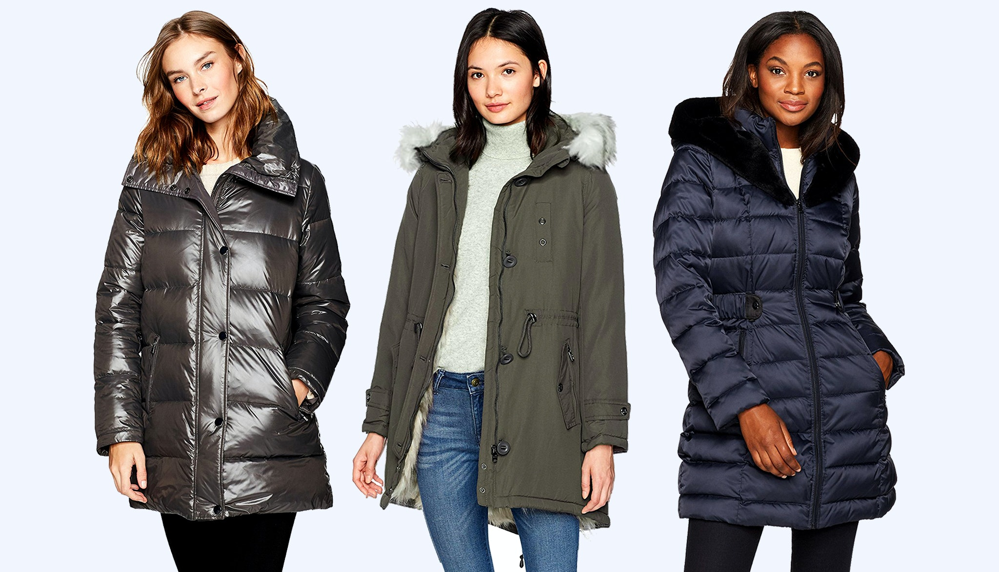 5207e389bf 10 Warmest Women's Winter Coats Under $100