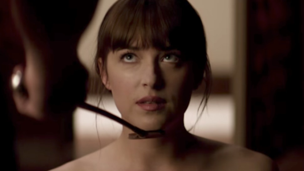 923913547 What Lipstick Does Ana Wear In 'Fifty Shades Freed'? Dakota Johnson Rocks  Several Gorgeous Shades