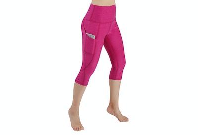 Ododos High Waist Yoga Leggings (S-XXL)