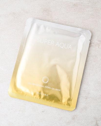 Super Aqua Cell Renew Snail Hydro Gel Mask