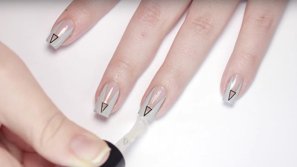8 Nail Art Designs To Try For Your Next Chill Girls Night In
