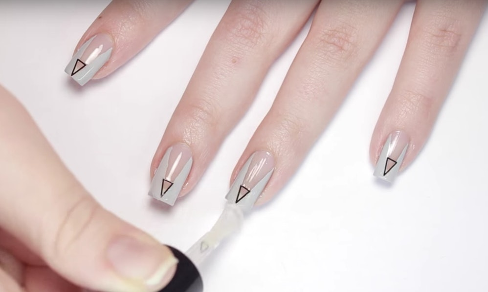 8 Nail Art Designs To Try For Your Next Chill Girls\' Night In