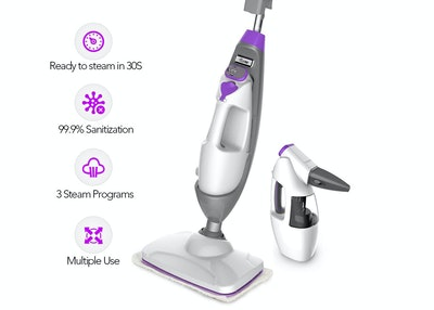 Light 'N' Easy Steam Mop