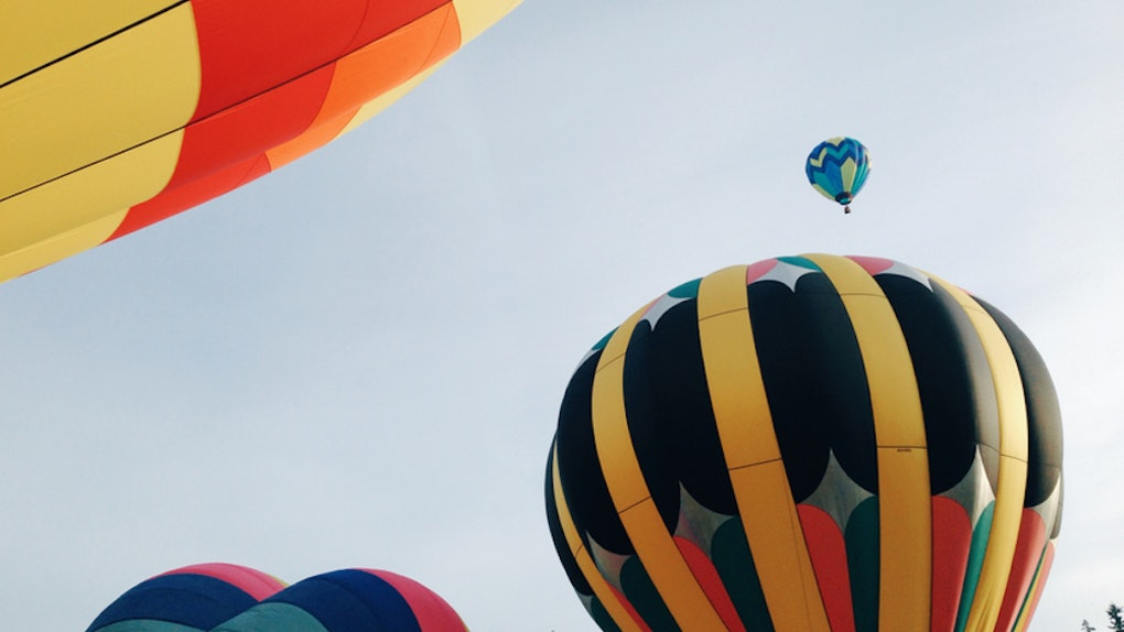 8 Pictures Of Balloon Festivals To Take Your Wanderlust New Heights