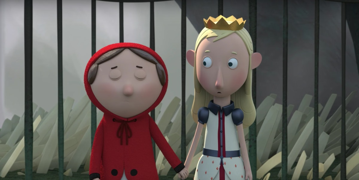 Fairytale Fans Will Love Animated Short 'Revolting Rhymes' — Here's How To Watch It