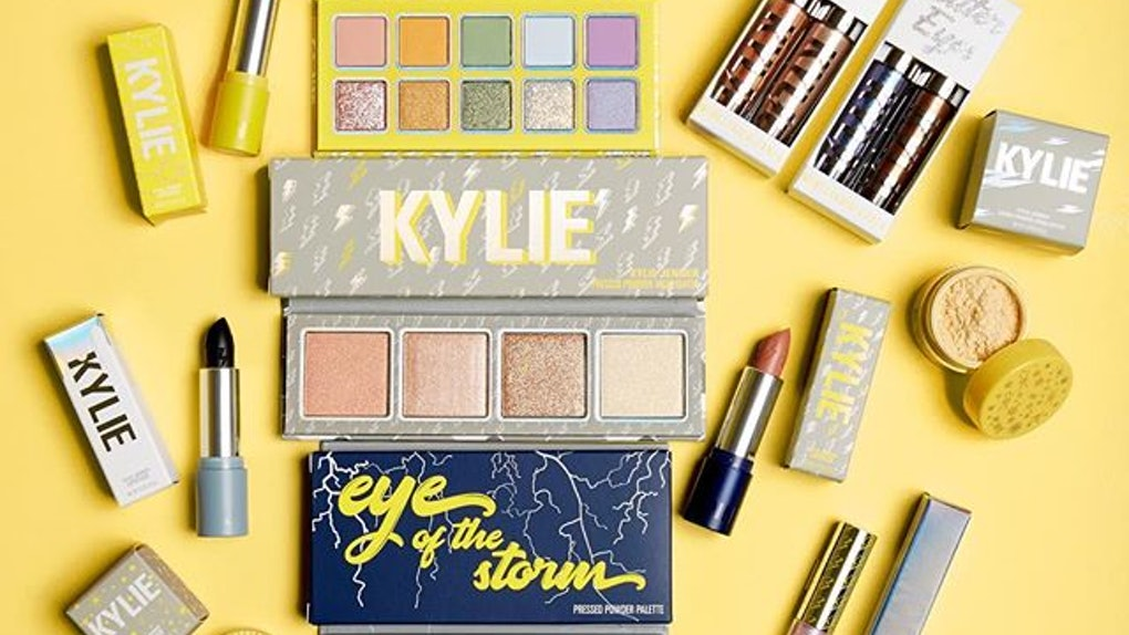 Eye Of The Storm Palette Kyshadow by Kylie Cosmetics #19