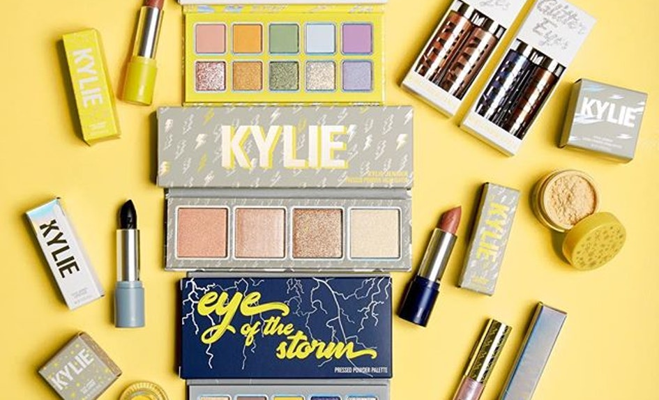 Kylie X Jordyn Highlighter Quad Palette by Kylie Cosmetics #21