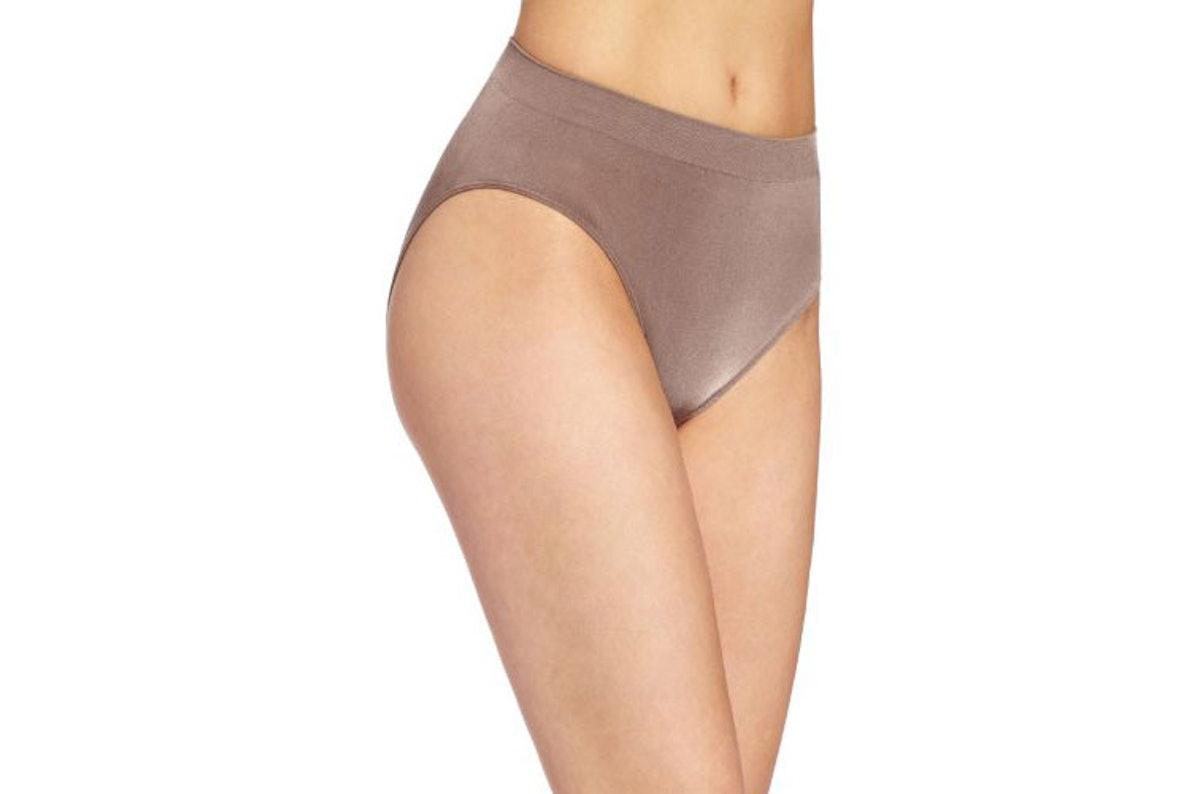 Wacoal Women's B-Smooth High-Cut Panty