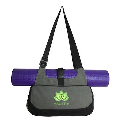 ASUTRA Compact Yoga Mat Bag