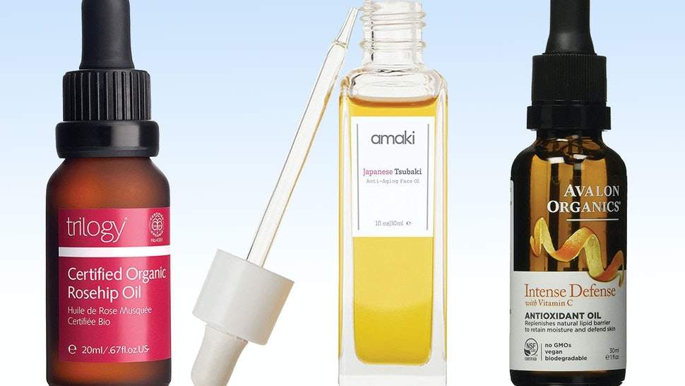The 5 Best Face Oils For Dry, Sensitive Skin