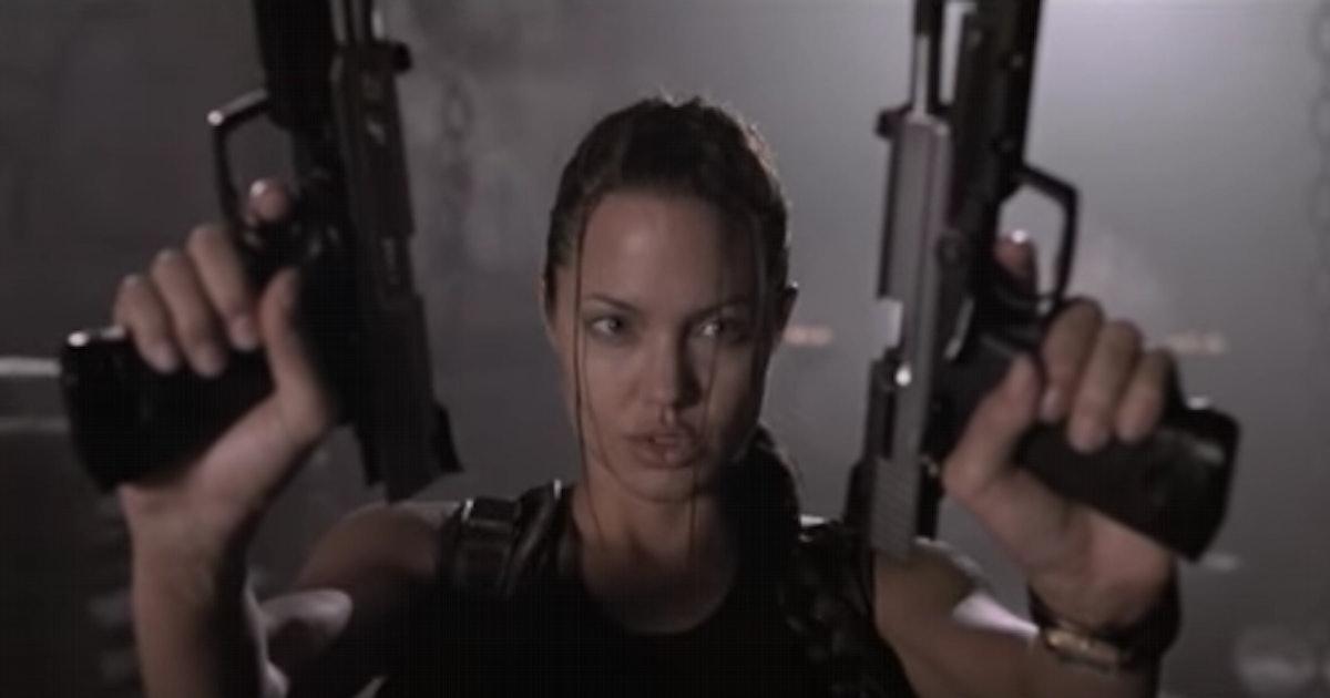 Where To Watch Lara Croft Tomb Raider Before The Reboot Hits