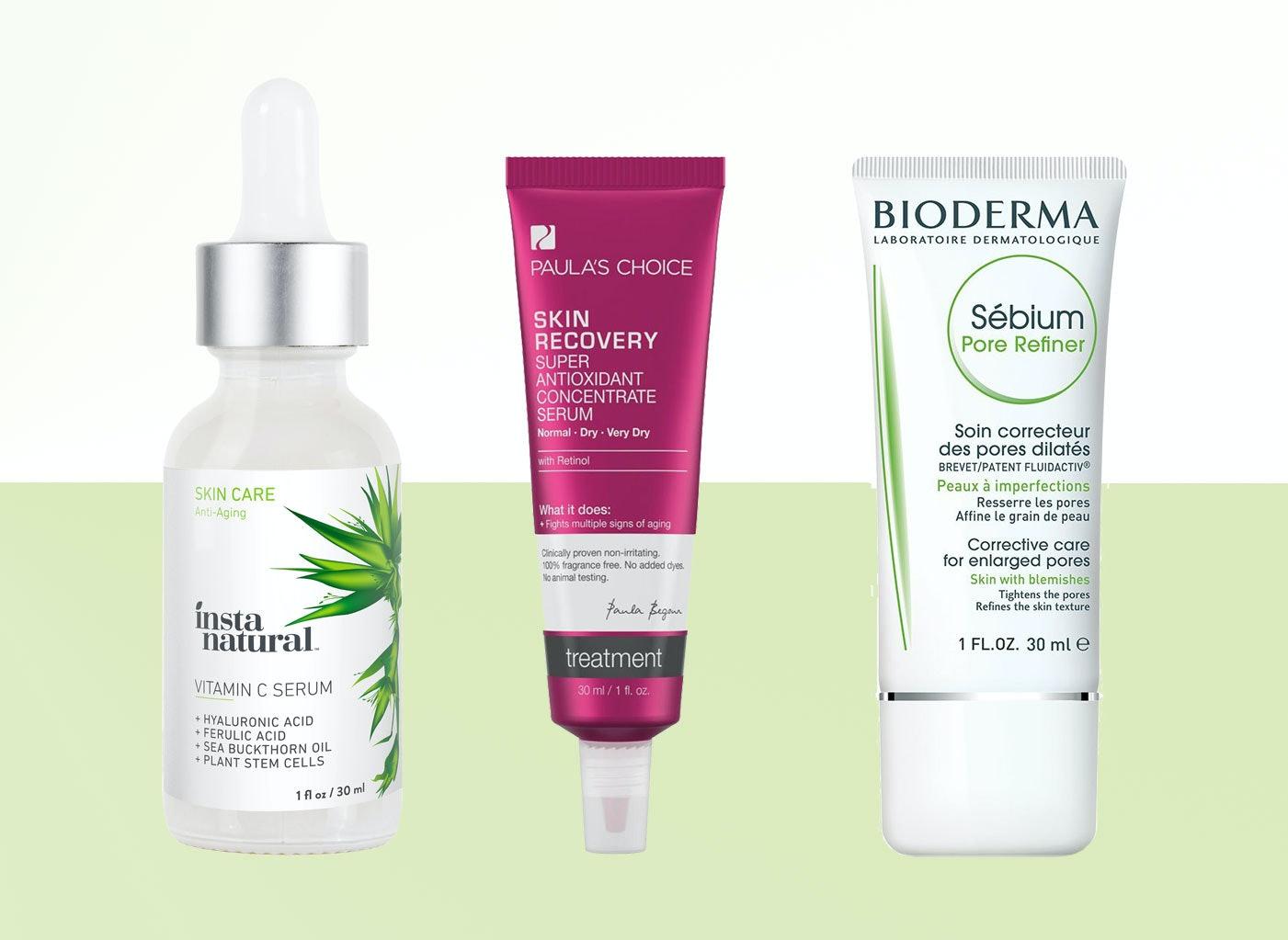 Best pore minimising cream