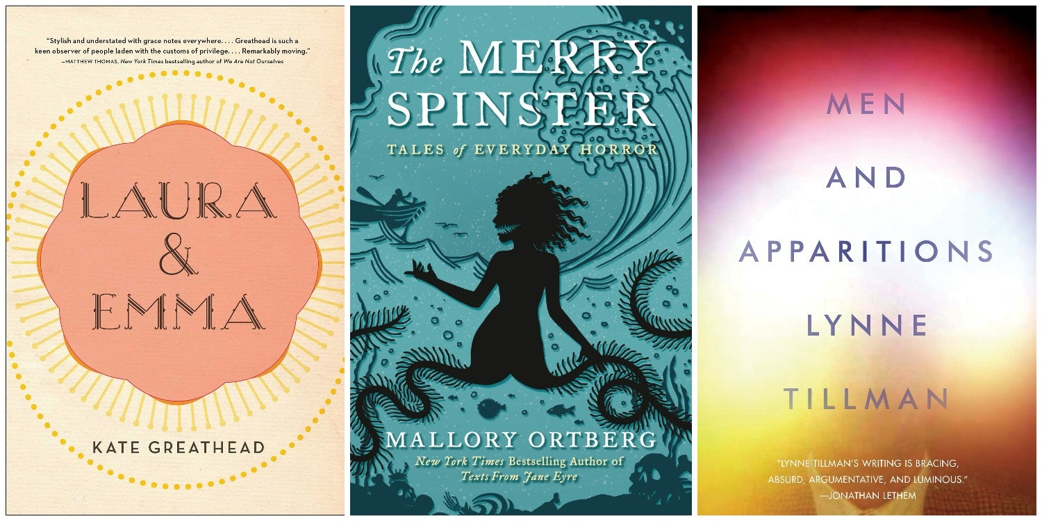 'The Merry Spinster' & 3 Other New Books To Read This Week. '