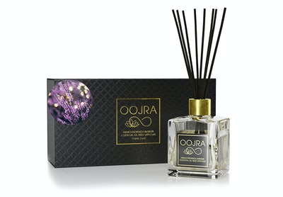 Oojra French Provence Lavender Essential Oil Reed Diffuser