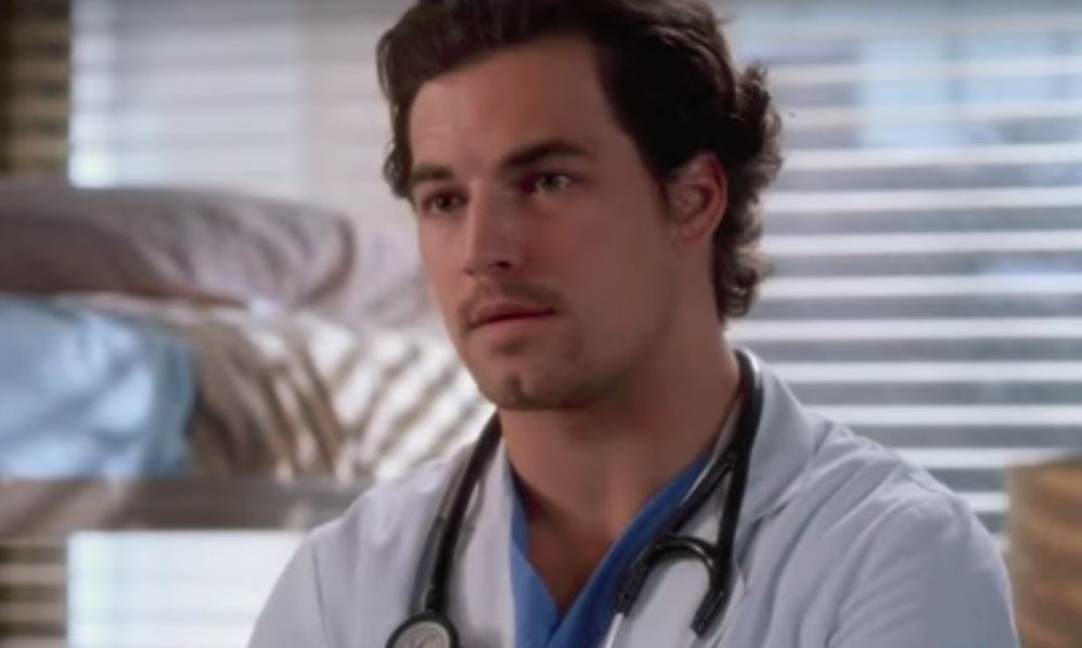 7 Deluca Moments On Greys Anatomy That Prove Hes The Best We