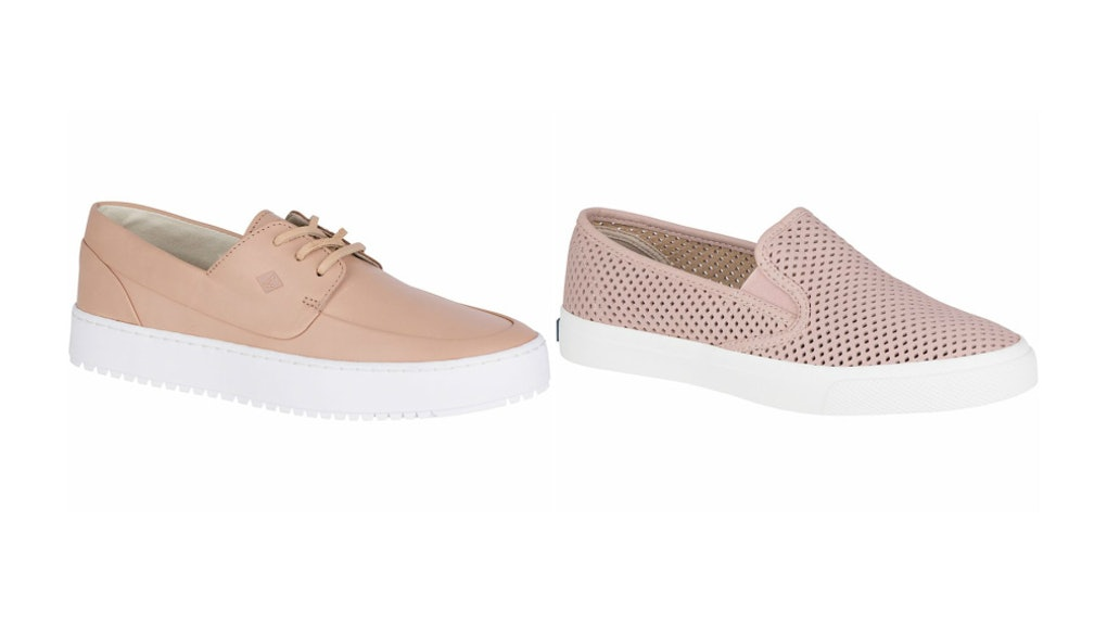 11641371e2 Sperry Shoes For Women Now Come In Rosé   You Can Wear Them All Day