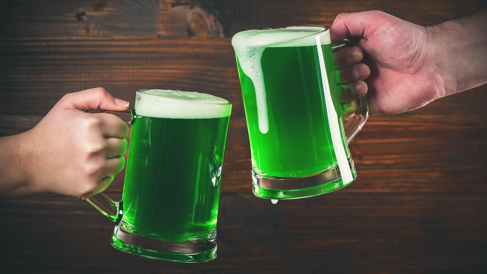 What Is In Green Beer This St Patricks Day Treat Is A Lot Easier
