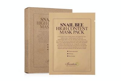 Benton Snail Bee High Content Sheet Mask