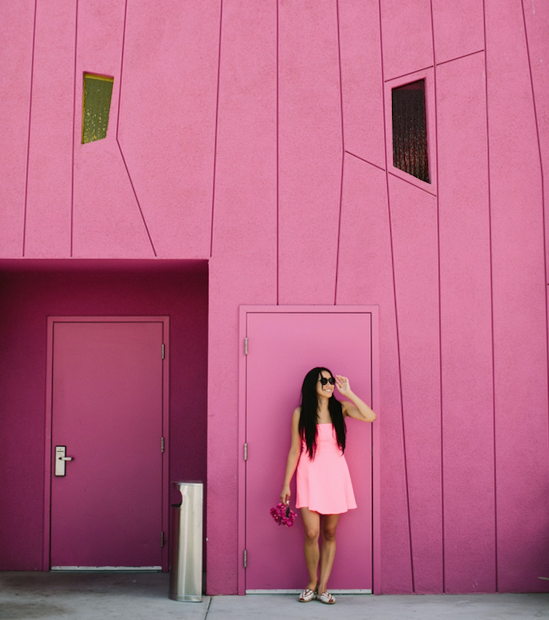 9 Millennial Pink Places In The World To Make Your \'Gram So Vibrant