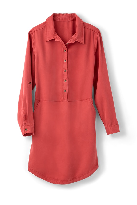 Time and Tru Shirt Dress
