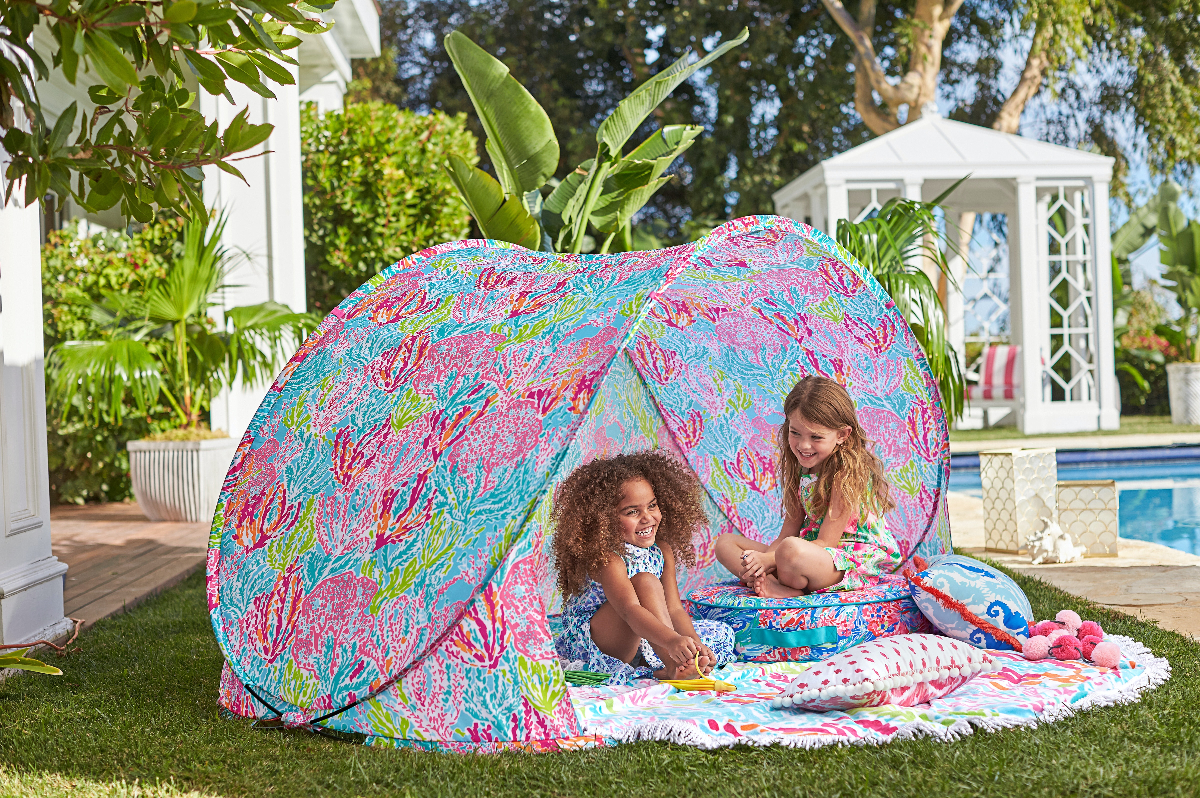 Lilly Pulitzer & Pottery Barn Kids Team