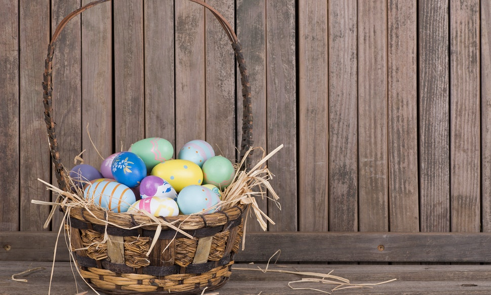 What to put in easter baskets for adults other than candy chocolate negle Choice Image