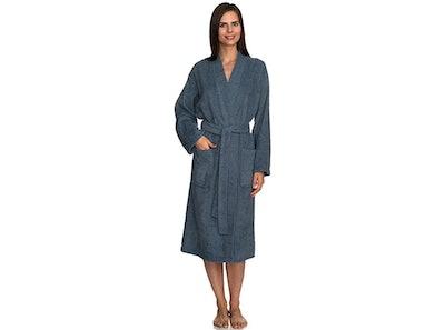TowelSelections Turkish Cotton Kimono Robe
