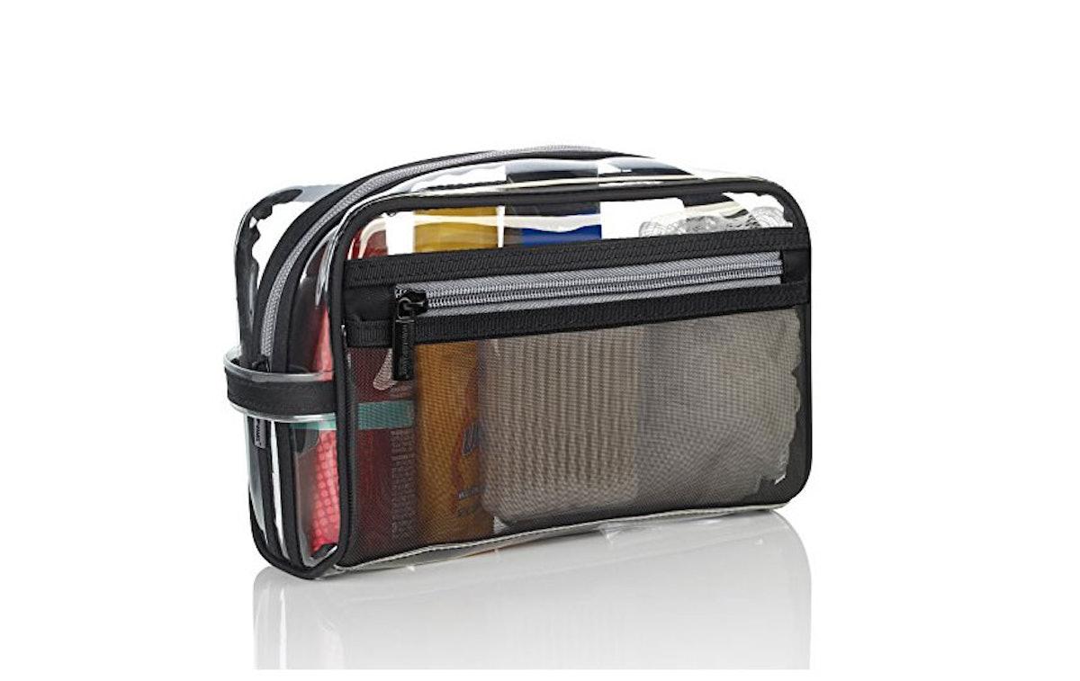 Travel Smart Transparent Sundry Bag