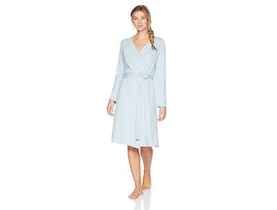 The Slumber Project Long Cotton Sleep Robe