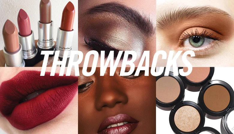 MAC's Throwbacks Collection Brings '90s Makeup Essentials To Your Beauty Bag
