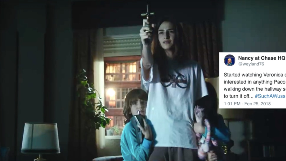 How Scary Is Netflix's 'Veronica'? This New Horror Movie Has Fans So