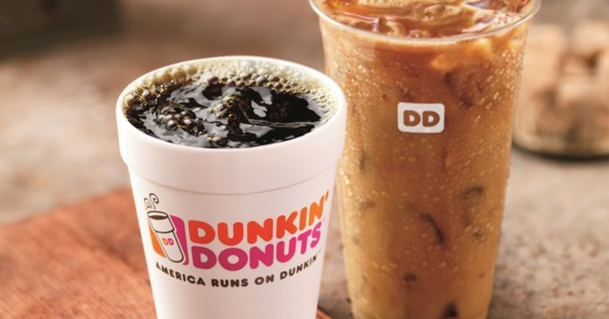 10 Dunkin Donuts Secret Menu Drinks You Seriously Need To Try