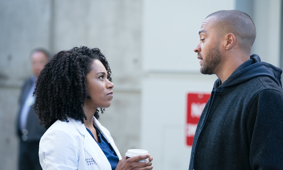Grey\'s Anatomy\' Fans Think Jackson & Maggie Shouldn\'t Happen For One ...