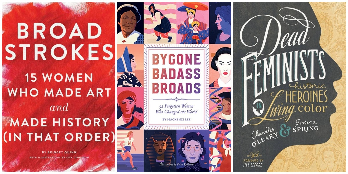 13 Nonfiction Collections About History-Making Women To Add To Your TBR This Month