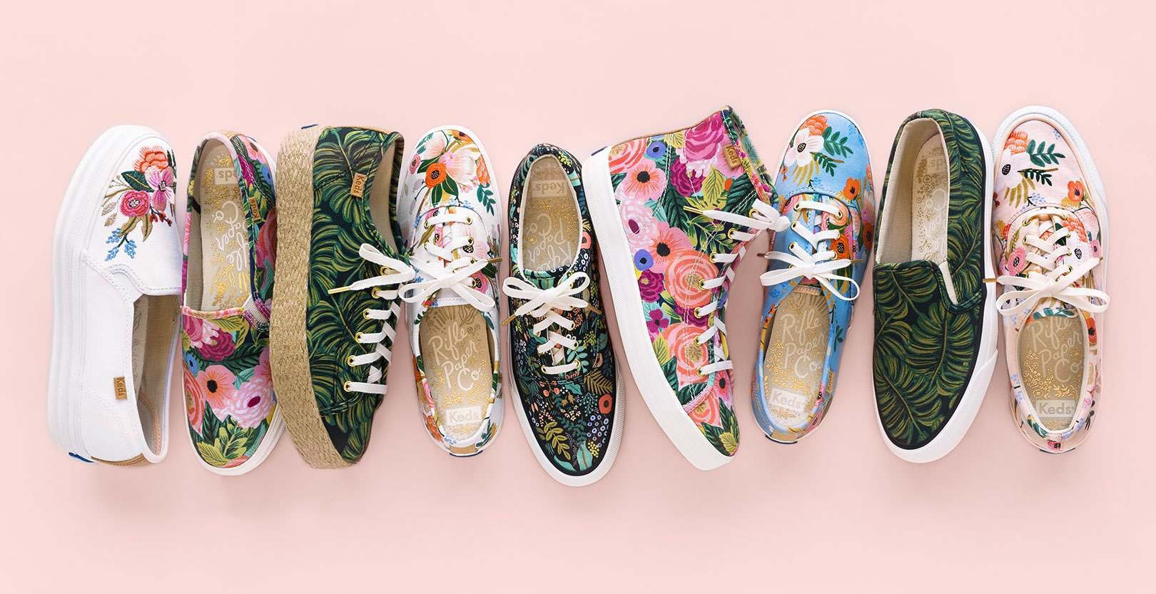Buy Keds x Rifle Paper Co. Sneakers
