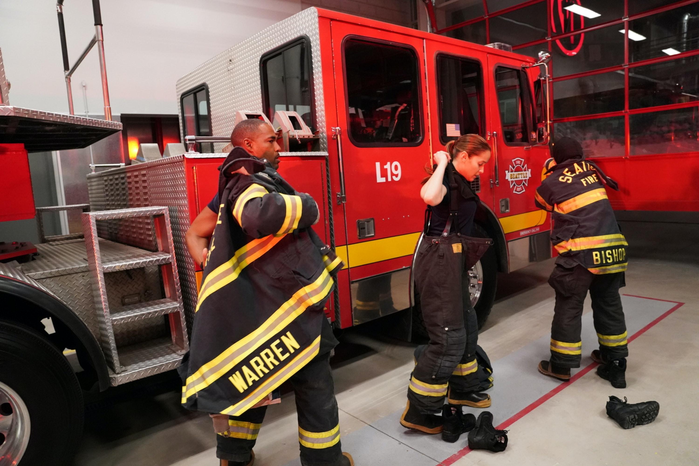 Firefighter hook up