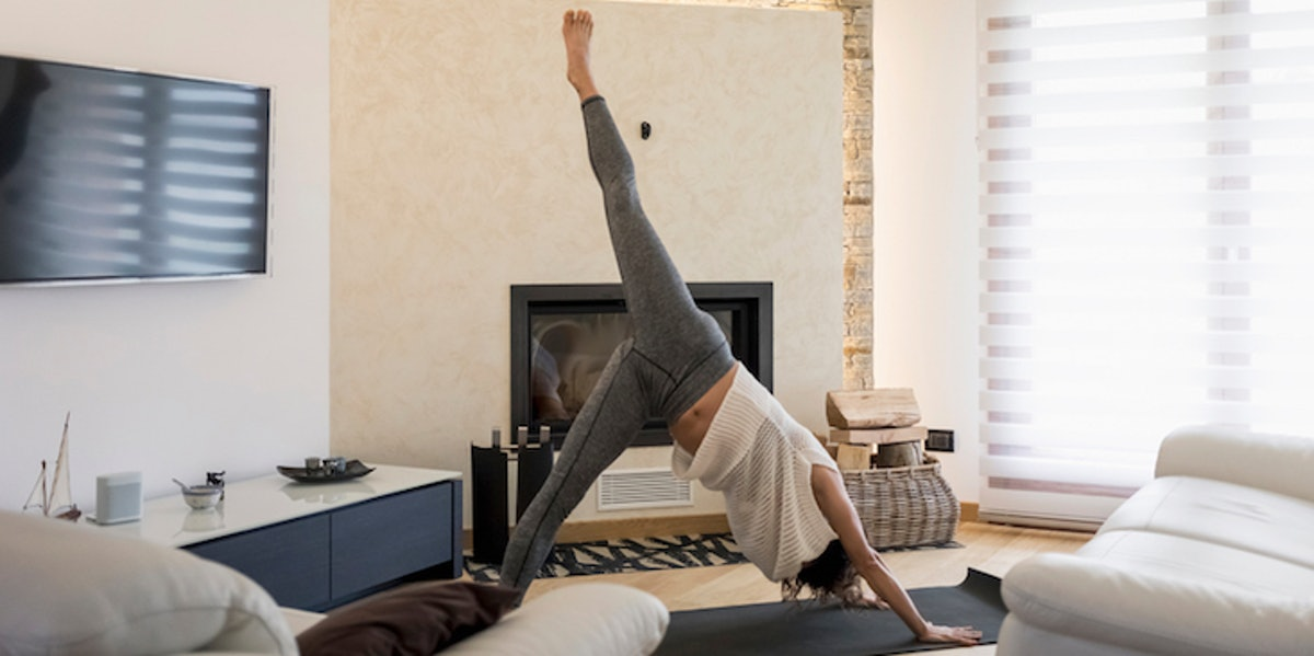 7 Quick Home Workouts To Try When You Don't Have Time For Your Full Routine