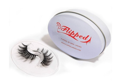Flipped Lashes