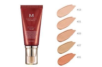 Missha M Perfect Cover BB cream SPF42