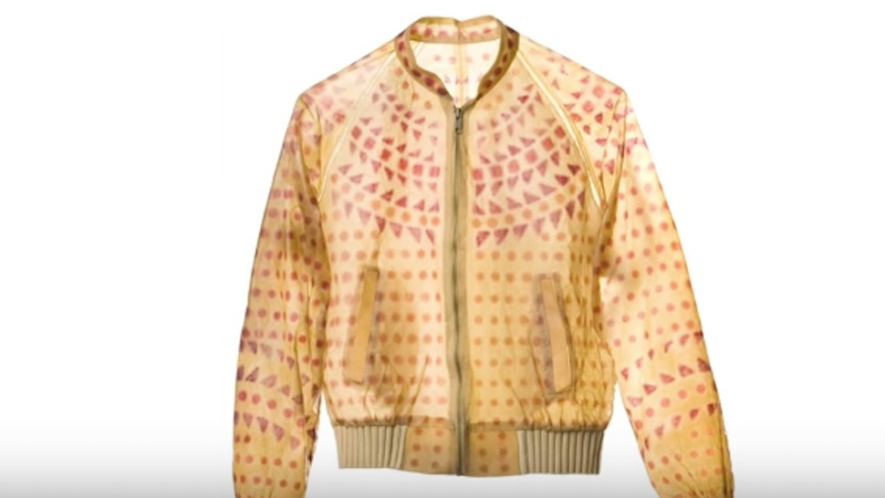 Clothing Made Of Mushrooms Might Just Be The Future — And It's