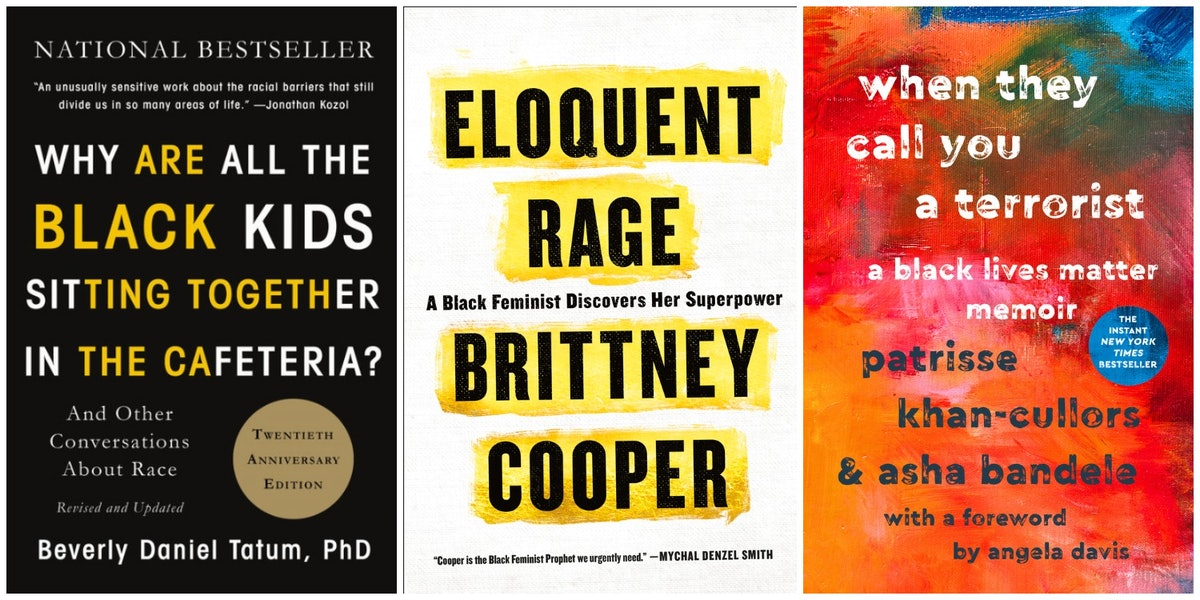 10 Books About Race To Read Instead Of Asking A Person Of Color To Explain Things To You