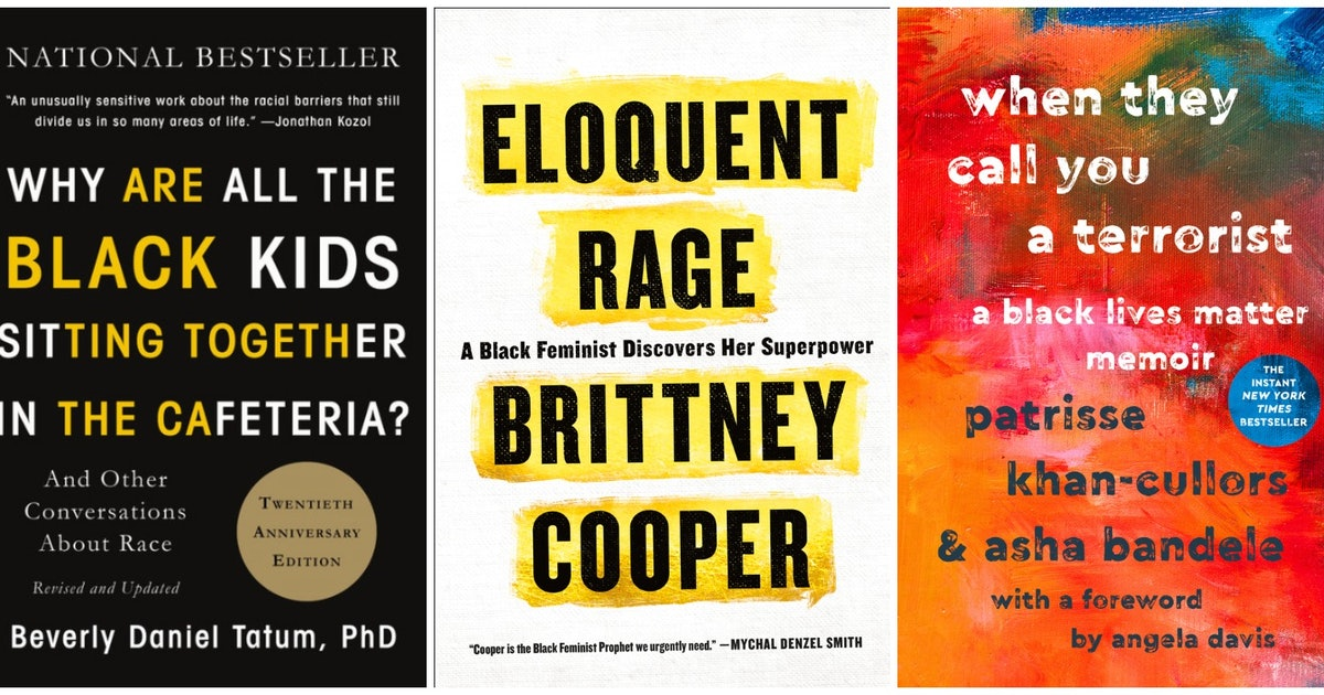 10 Books About Race To Read Instead Of Asking A POC To Explain It To You