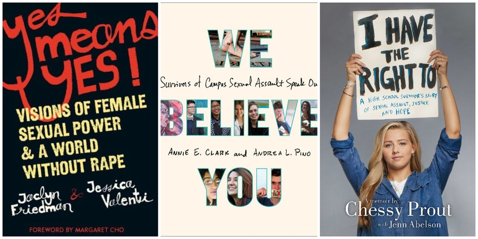 5 Nonfiction Books About Consent That Break Down Exactly What It Means