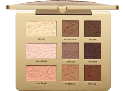 Too Faced Natural Matte Neutral Matte Eyeshadow Collection