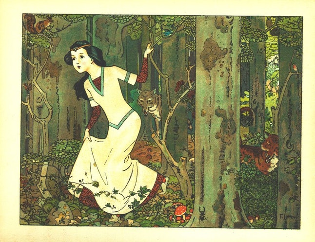 12 Famous Fairytale Princesses And The Real Stories Folktales And