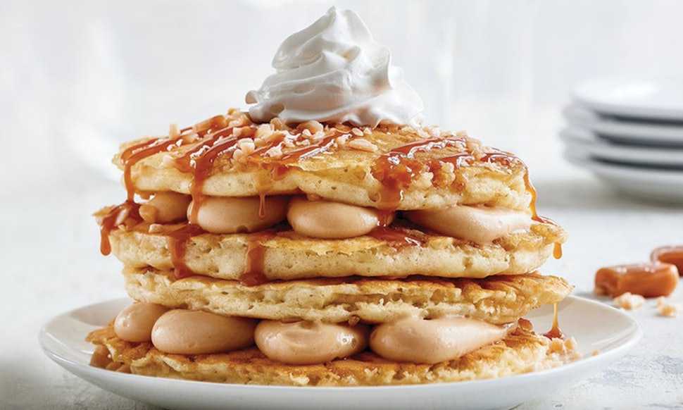 Does ihop have all you can eat pancakes