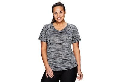 RBX Active Women's Workout V-Neck Tee Shirt